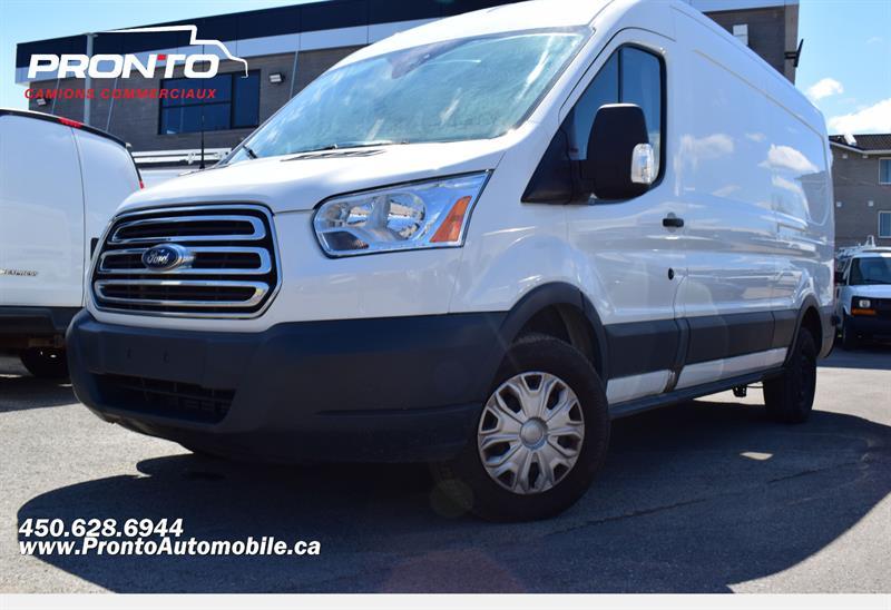 Ford Transit Cargo Van 2015 T-250  ** 3.2 LDIESEL ** TOIT MOYEN ** #PP1334