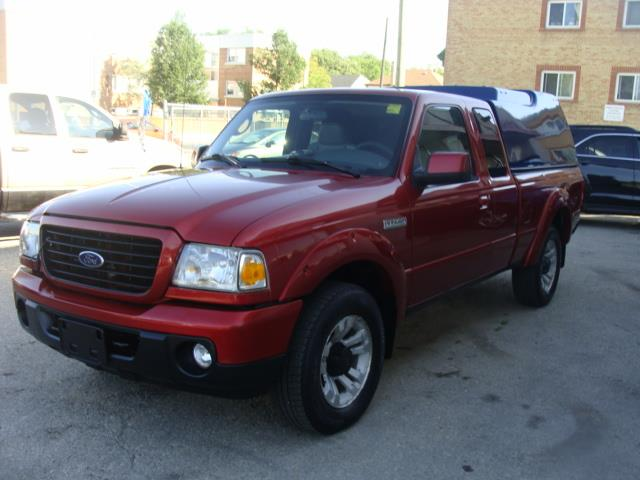 2009 Ford Ranger 4X4 SUPER CAB #138A