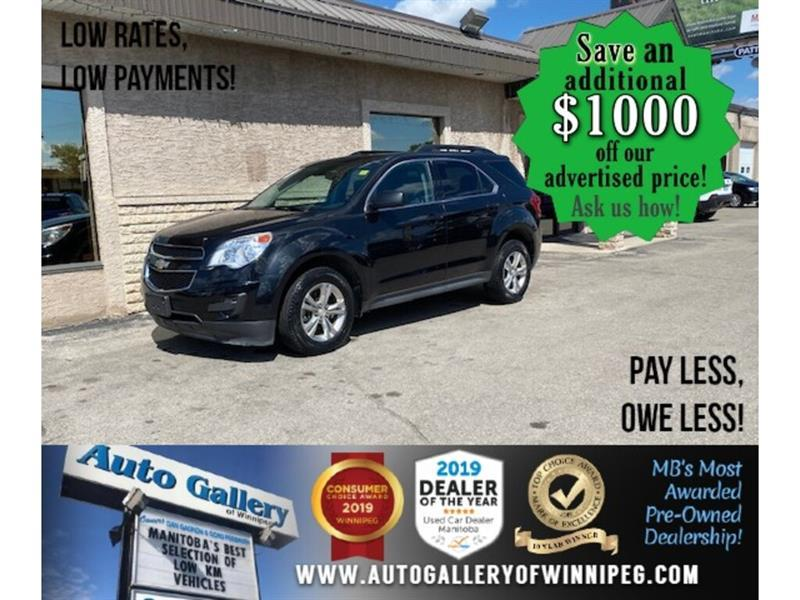 2015 Chevrolet Equinox LT* Htd seats/alloys #24491a