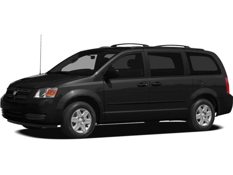 2010 Dodge Grand Caravan SE #P573