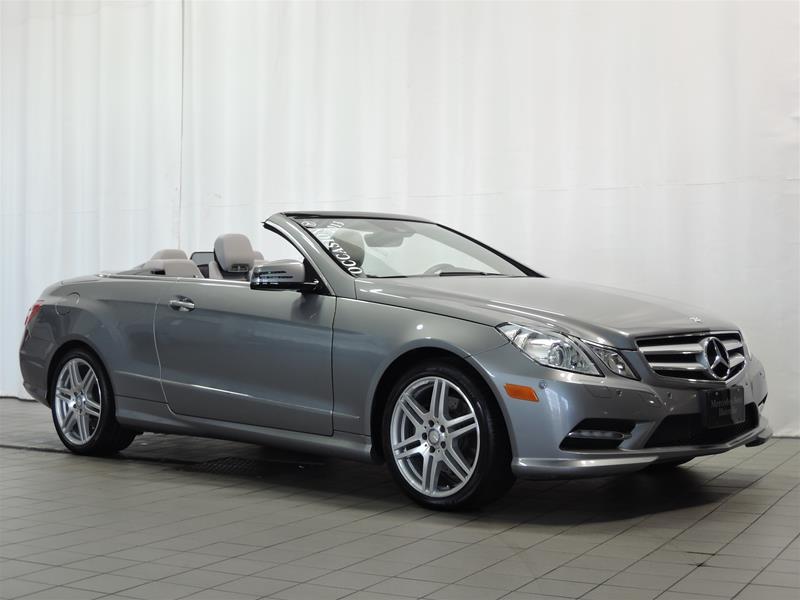 Mercedes-Benz E350 2013
