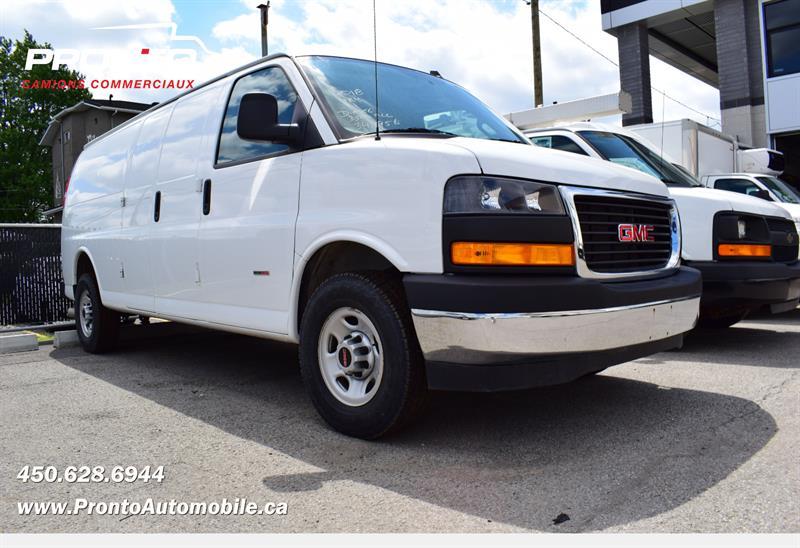 2018 GMC Savana Cargo Van RWD 3500 ** DIESEL ** #PP1342