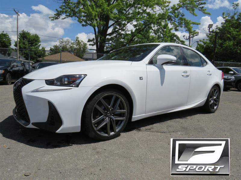 Lexus IS 300 2017
