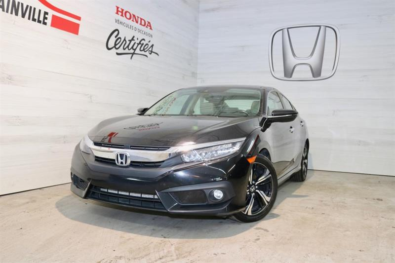2017 Honda  Civic Touring 4 Portes