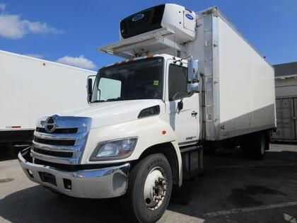 2016 Hino 338 24Ft Reefer #T12218