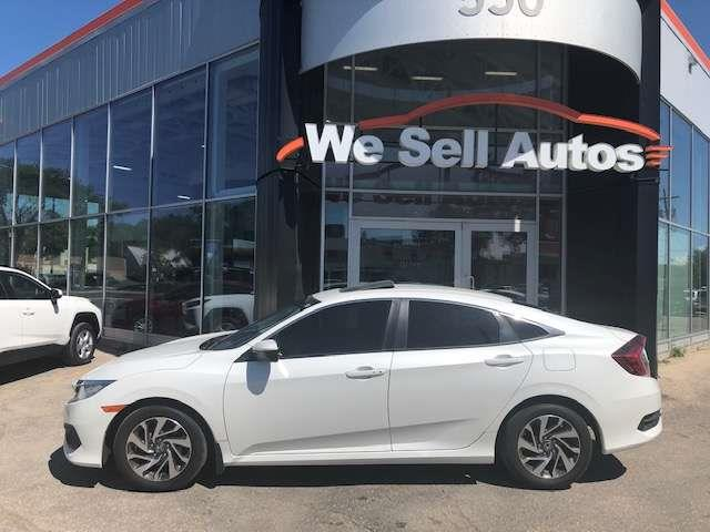 2017 Honda Civic Sedan EX #17HC031044
