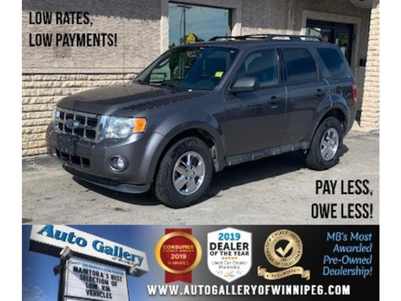 2012 Ford Escape XLT* 4wd/B.tooth/alloys #24398A
