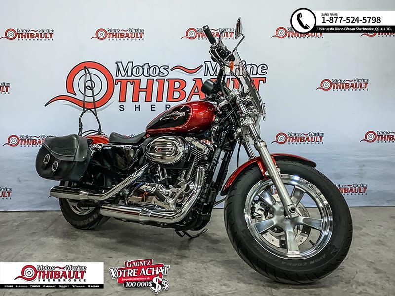 Harley Davidson XL 1200C 2012