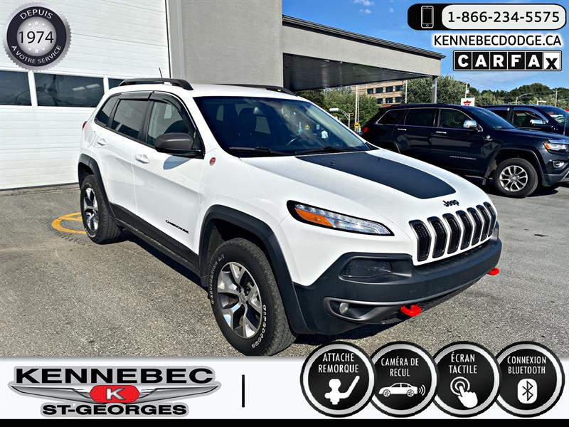 Jeep Cherokee 2015 4WD 4dr Trailhawk #40328A