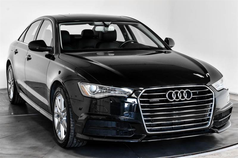 Audi A6 PROGRESSIV QUATTRO CUIR TOIT M 2017