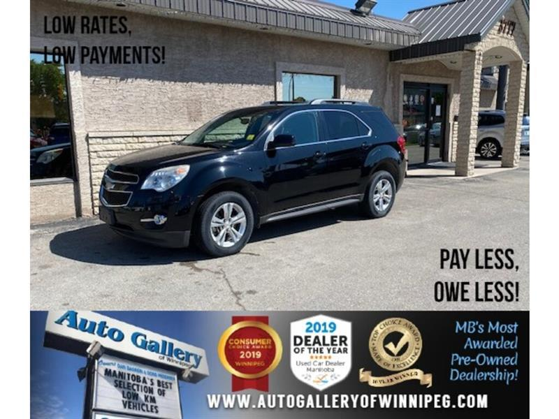 2010 Chevrolet Equinox LT* Awd/B.tooth #24346a
