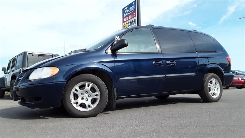 2003 Dodge Grand Caravan Sport #P640