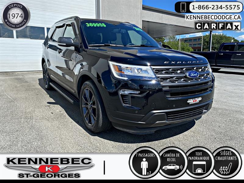 Ford Explorer 2018 XLT 4WD #40529A