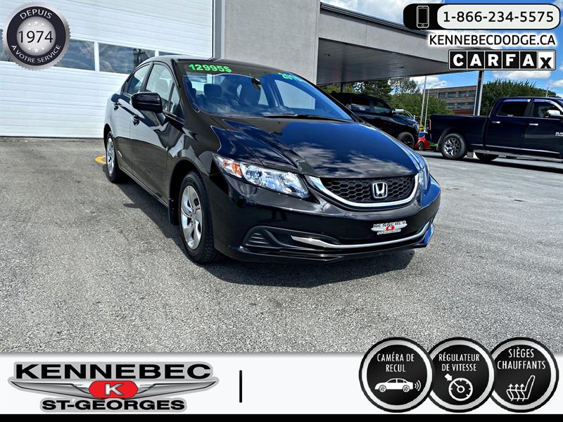 Honda Civic Sedan 2015 4dr Auto LX #05284b