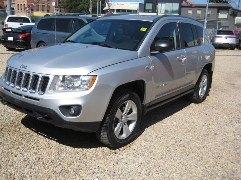 2011 Jeep Compass 4WD 4dr North Edition #258881