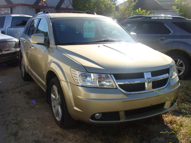 2010 Dodge Journey R/T AWD #126 A