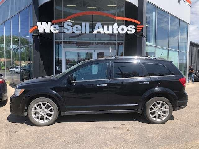 2018 Dodge Journey GT #18DJ11738