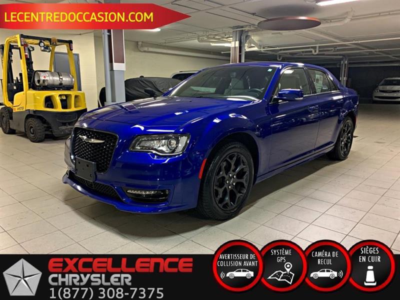 Chrysler 300 300S PLUS AWD *CUIR/NAV/CAMERA 2019
