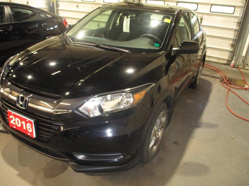 2016 Honda HR-V 4WD 4dr CVT LX #GM113649A