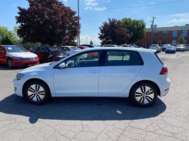 Volkswagen e-Golf 2