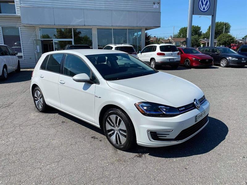Volkswagen e-Golf 8