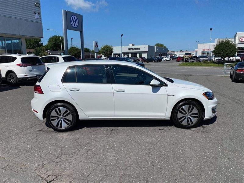 Volkswagen e-Golf 14