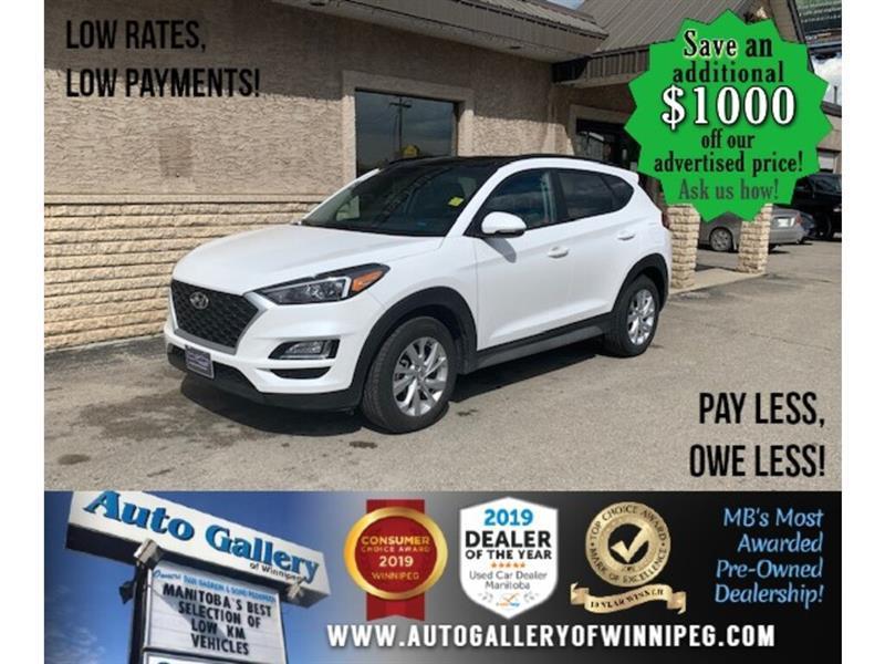 2020 Hyundai Tucson Preferred* Awd/Htd seats/Roof #24546
