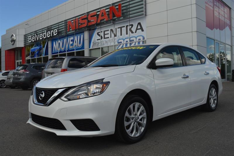 Nissan Sentra 1