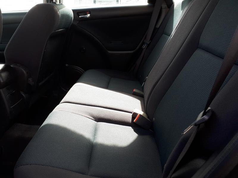 Toyota Matrix 7