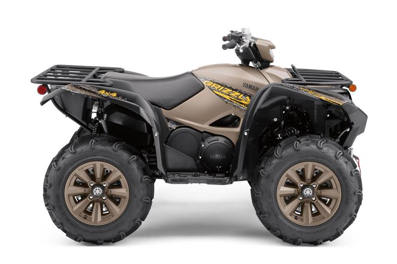 2020 Yamaha Grizzly 700