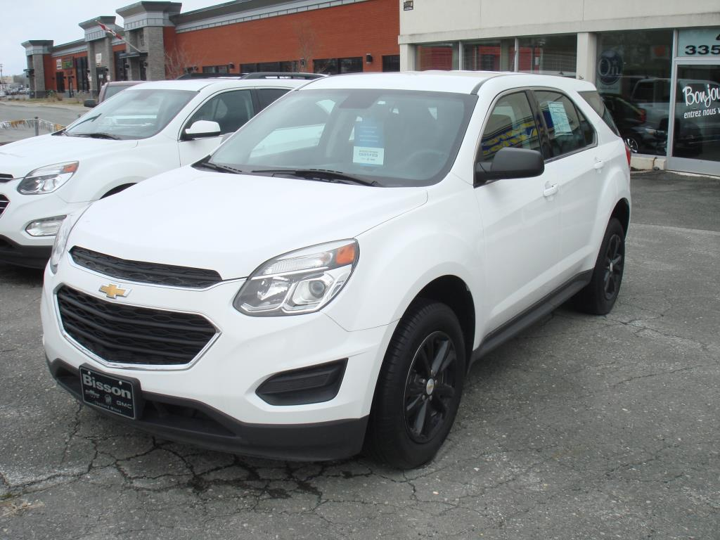 File 06 09 Chevrolet Equinox Lt Jpg Wikimedia Commons