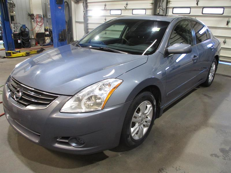 2012 Nissan Altima 4dr Sdn I4 2.5 S #CN447285A