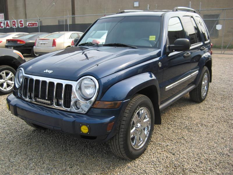 2005 Jeep Liberty 4dr Limited 4WD #580389