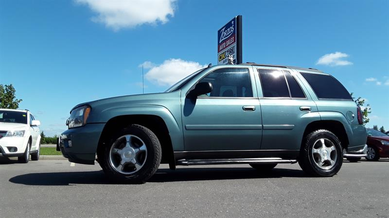 2009 Chevrolet Trailblazer LT1 #P702