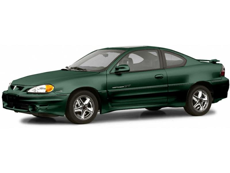 2002 Pontiac Grand AM SE1 #P599