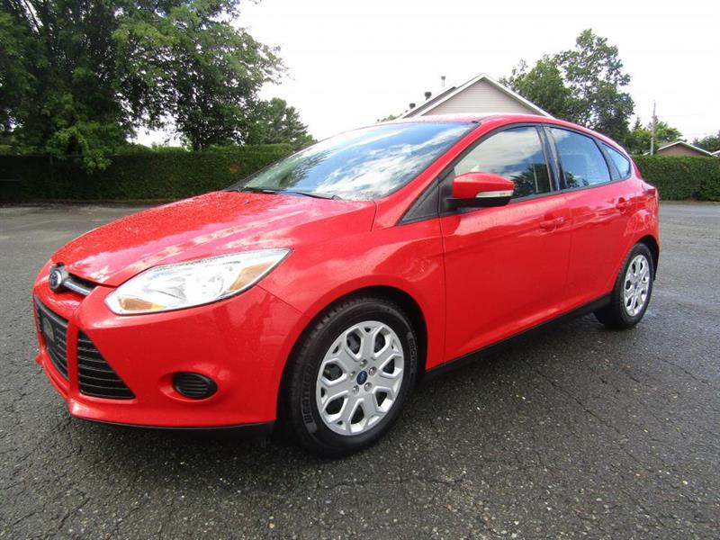 Ford Focus HATCHBACK SE BLUETOOTH AUTOMAT 2013