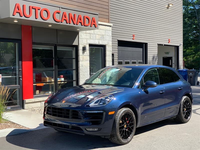 2018 Porsche Macan GTS, TOIT PANO, KEY LESS, NAV #6831