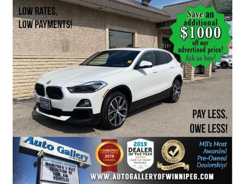 2019 BMW X2 xDrive28i* Lthr/Panoramic/Nav #24551
