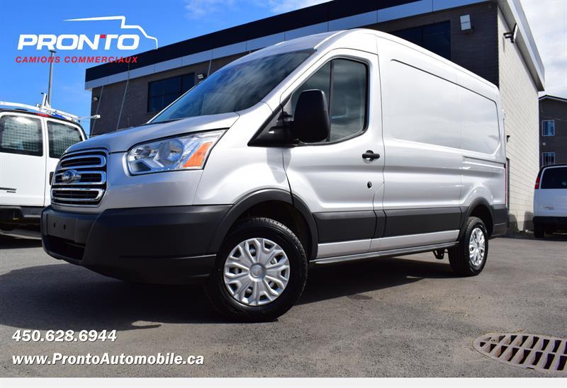 Ford Transit Cargo Van 2016 T-250 ** TOIT MOYEN 130WB ** VOIR EQUIPEMENT ** #1356