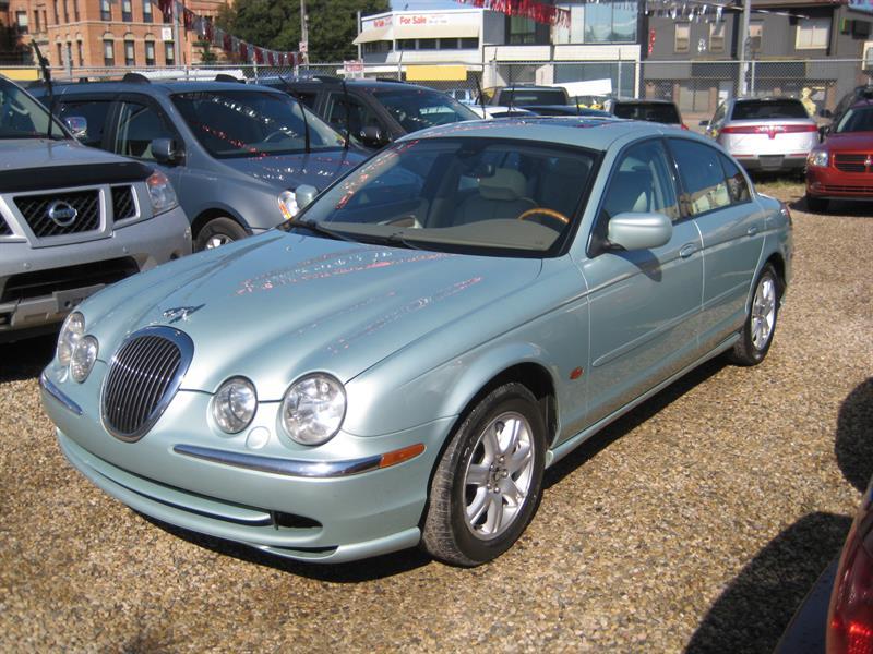 2000 Jaguar S-TYPE 4dr Sdn V8 #L54124