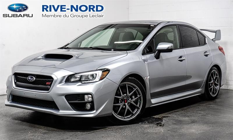 Subaru WRX STI Sport-tech NAVI+CUIR+TOIT. 2017