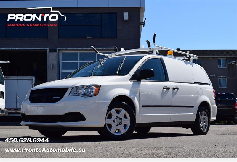 Ram Cargo Van 2013 ** FULL RACK ** #1357