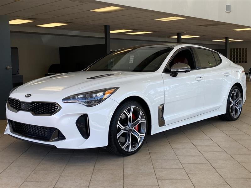 Kia Stinger GT Limited AWD Cuir Rouge Toit 2018