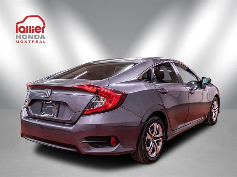 Honda Civic Sedan 20
