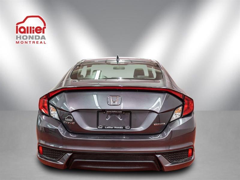 Honda Civic Coupe 18