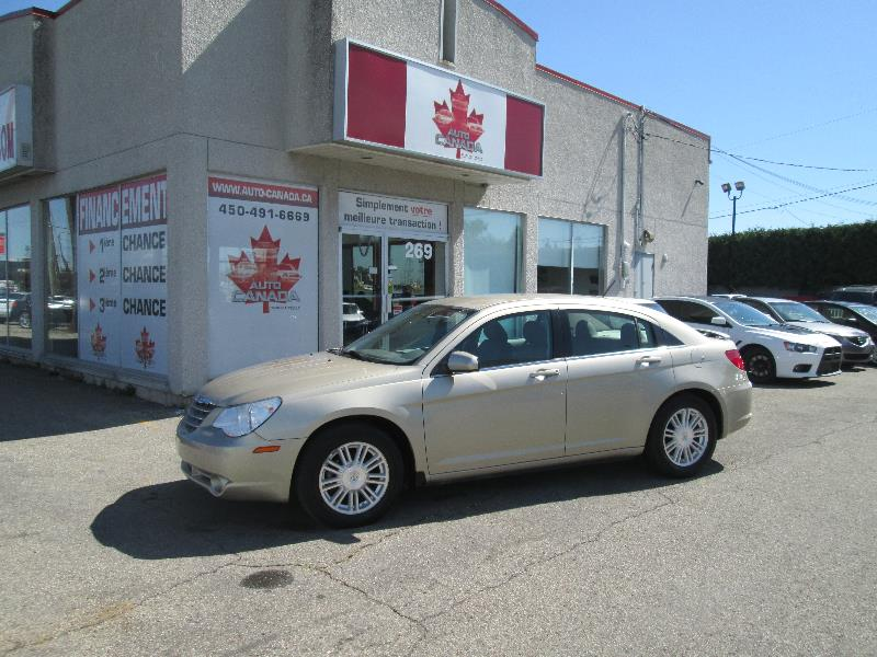 Chrysler Sebring Sdn 2007 GRP ELCT, A/C, BAS MILEAGE! #.AC5522