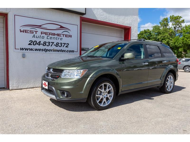 2019 Dodge Journey GT AWD ***B/UP CAM*7 PASSENGER** #5788