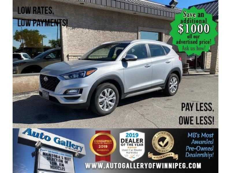 2019 Hyundai Tucson Preferred* Awd/B.cam/B.tooth #24501
