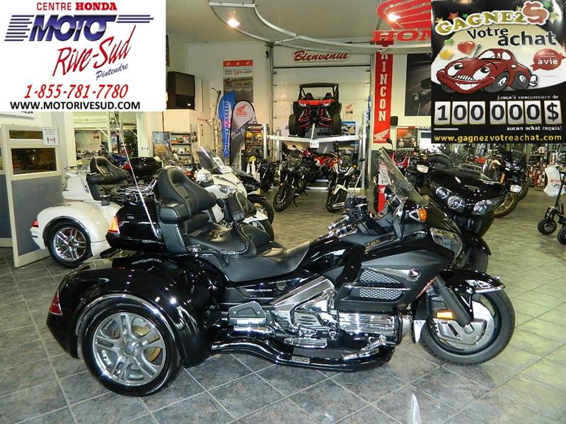 Honda Trike GL 1800  GOLDWING 2014