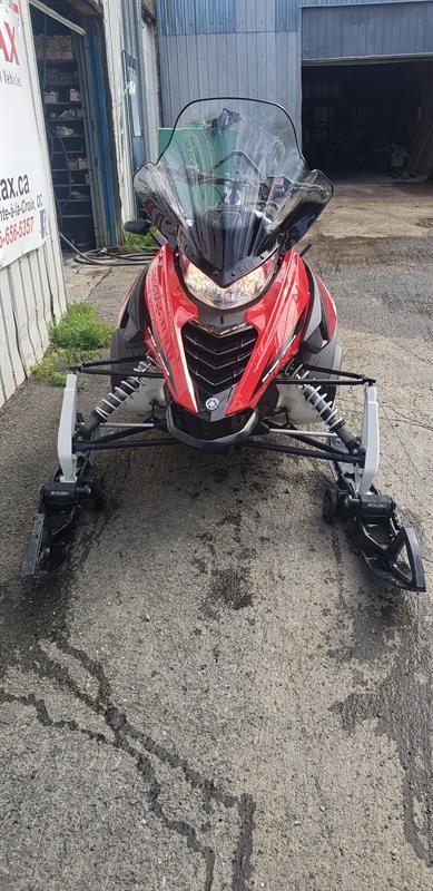 Yamaha SRViper S-TX 2015
